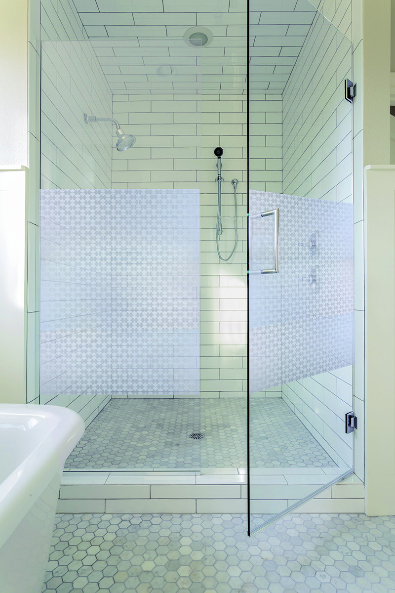 Amazing Add Privacy To Your Shower Door With Our Fabulous Balloon Static Cling  Window Film! #