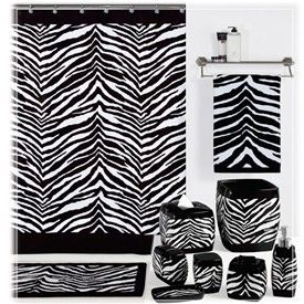 Zebra Print Bathroom Decorating Ideas zebra print bathroom decor. zebra print bathroom decor 1000 ideas