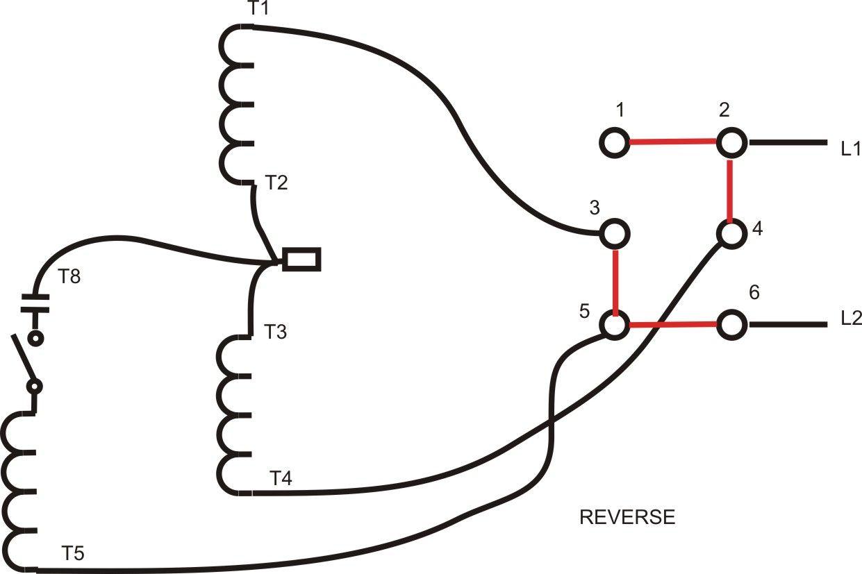 16 Stunning Wiring Diagram For 220 Volt Single Phase Motor