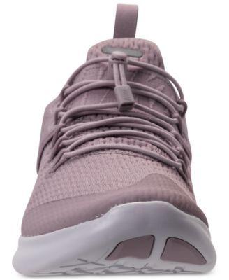4c3413c871f1 Nike Women s Free Run Commuter 2017 Running Sneakers from Finish Line -  Purple 5.5