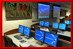 Wasserman Trading Floor Experiential Learning Trading
