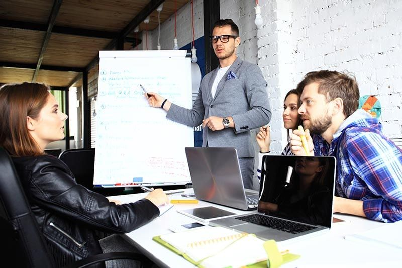 Does your company have a structured interview process?