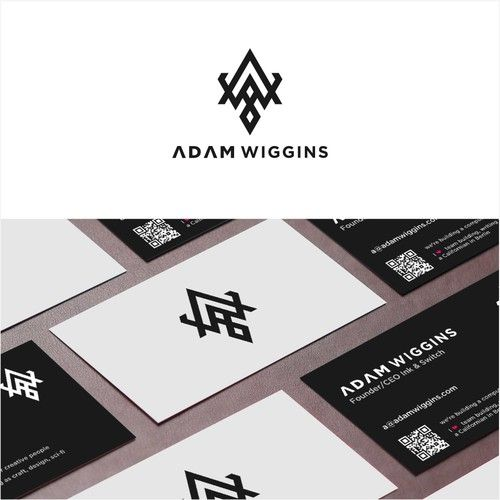 Tech founder needs a logo refresh cool business card business card tech founder needs a logo refresh cool business card colourmoves