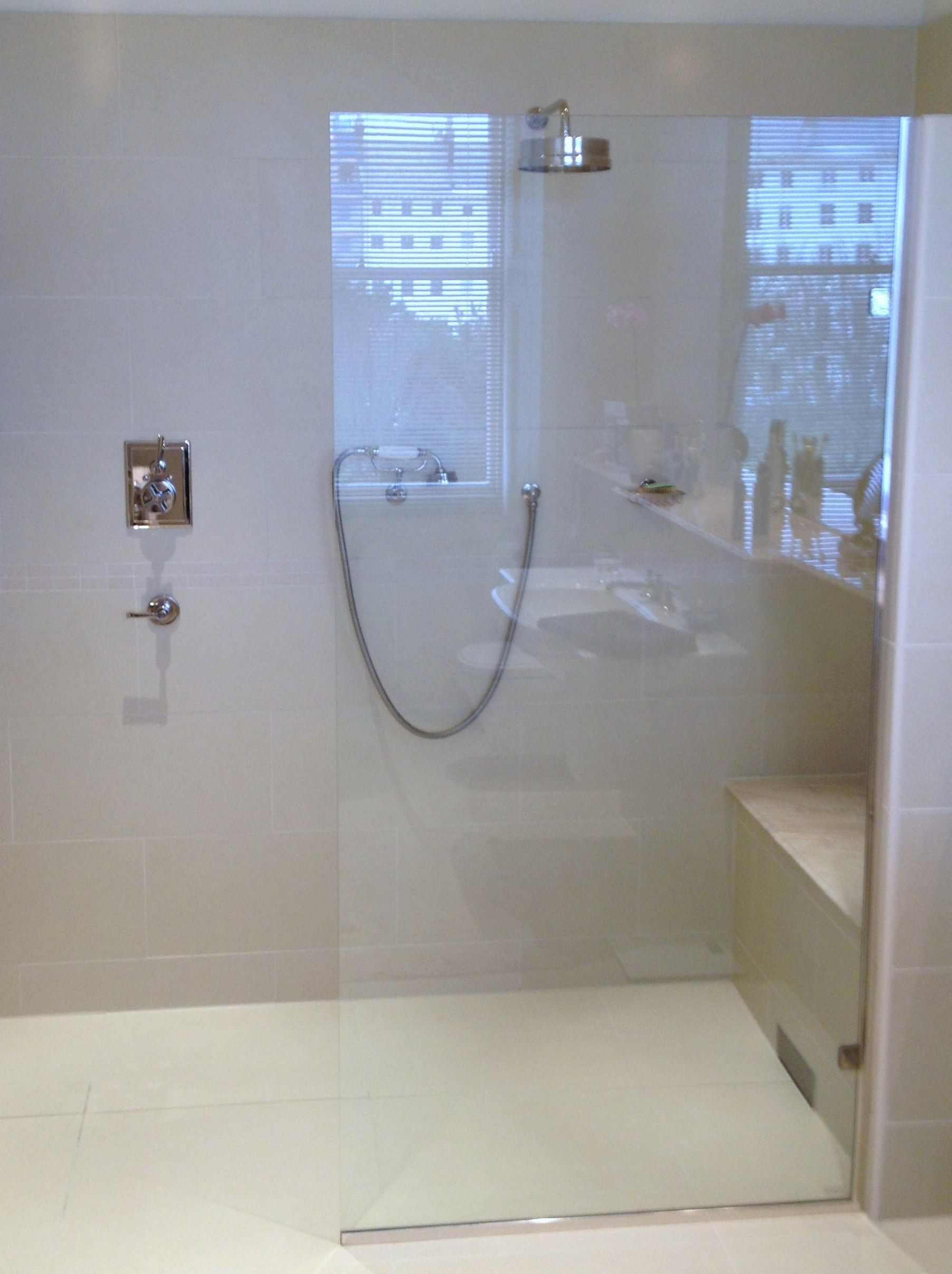 Vpshareyourstyle Daniel From London Uses Neutral Colours: New Hbc Wet Room Shower With Lefroy Brooks Mackintosh