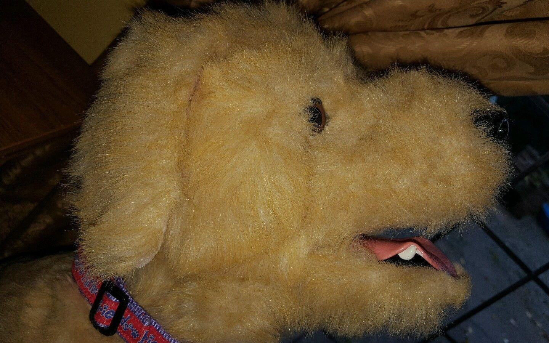 Furreal Friends Biscuit My Lovin Pup Golden Retriever Puppy