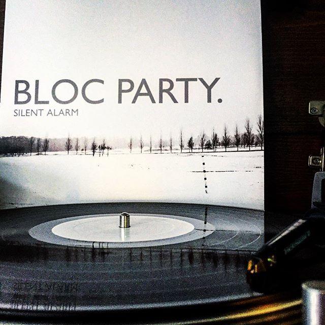Bloc Party Silent Alarm 2015 10th Anniversary Edition