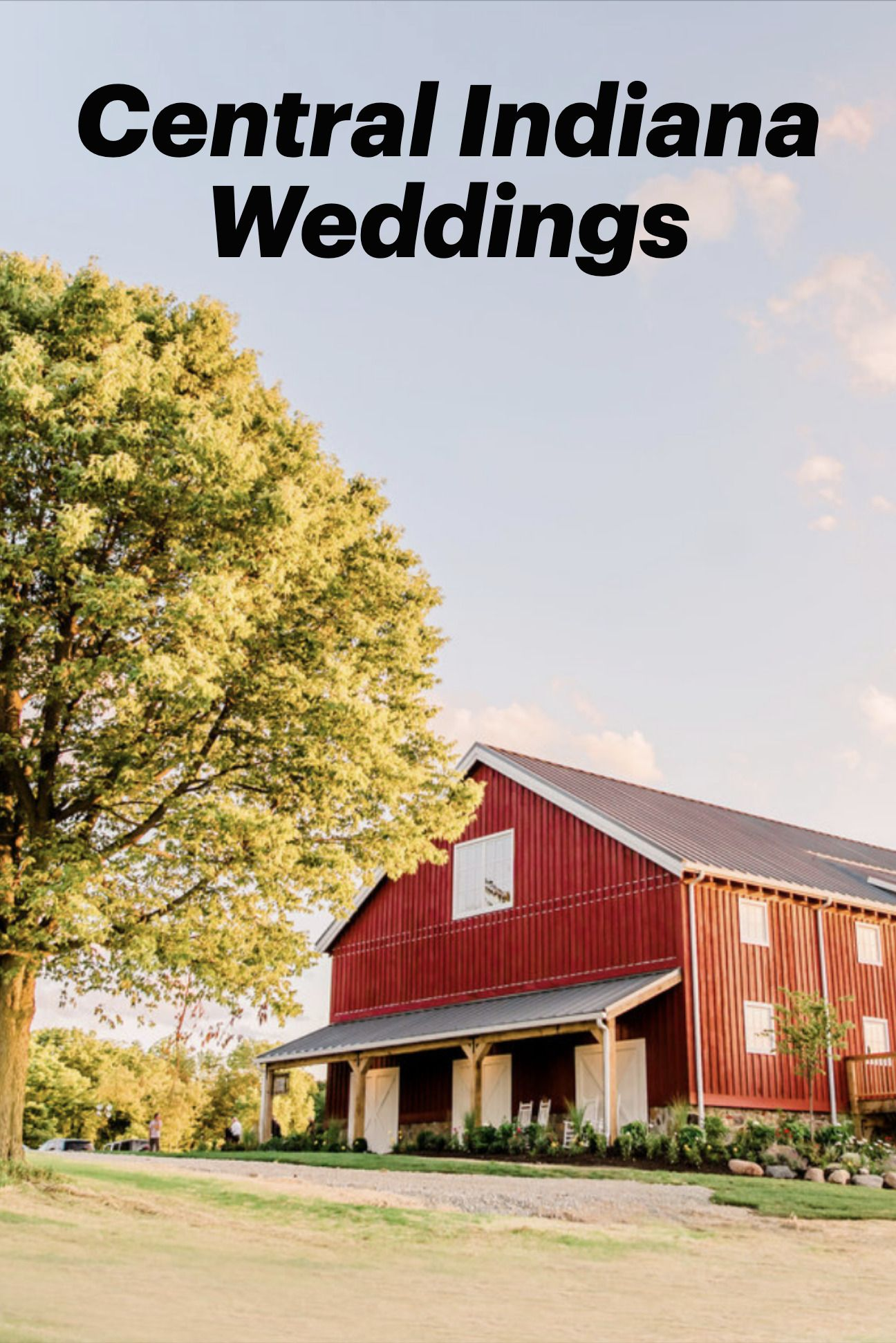 Plan the barn wedding of your dreams with this list of ...