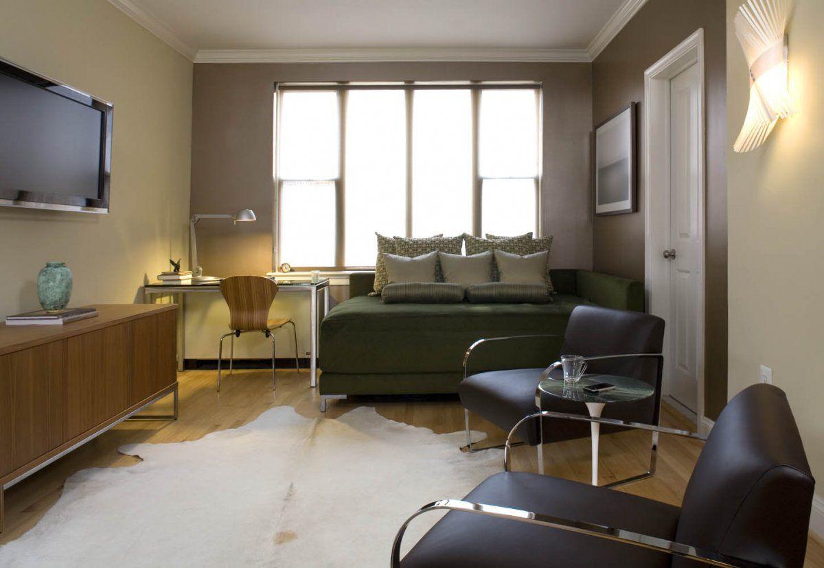 Small Minimalist Studio Apartment Interior Design Ideas   dc nest ...