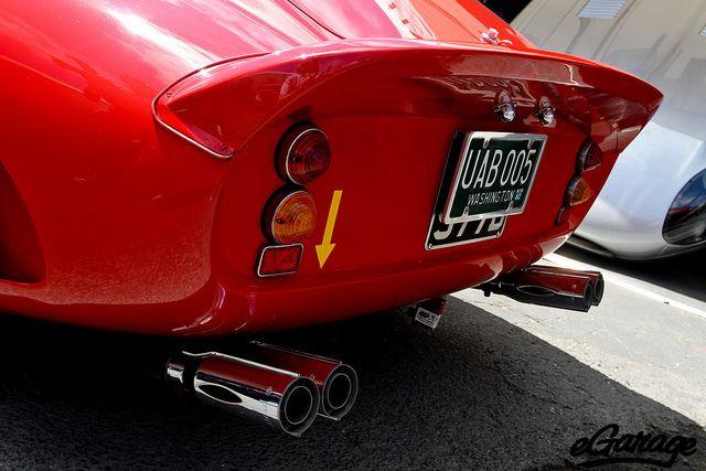 Ferrari 250 Gto Exhaust Ferrari Gto Ferrari Italia