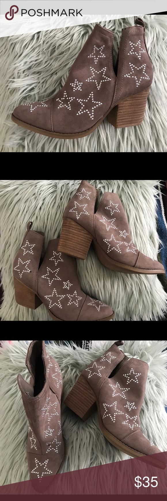 I just added this listing on Poshmark: Carlos Santana booties. #shopmycloset #poshmark #fashion #shopping #style #forsale #Carlos Santana #Shoes