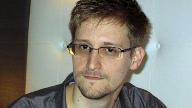 "US whistleblower Edward Snowden, ""some sort of folk hero""?"