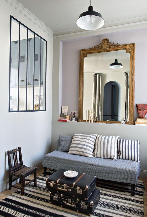Student Apartment In Paris   Interior Design Seminar
