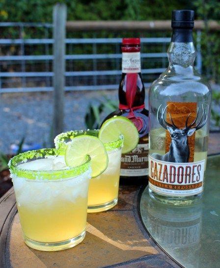 Agave Wine Margarita Recipe: Pin On Drinks