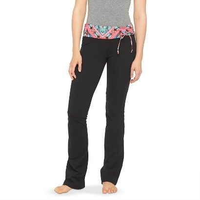 ed97c84380a97 Target Mossimo Bootcut Yoga Pant $15 : The mid-rise yoga pants allow you to  perform your favorite poses in complete comfort. They're easy to wear with  just ...