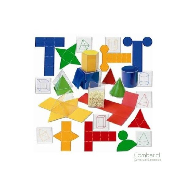 figuras geometricas para armar - Google Search