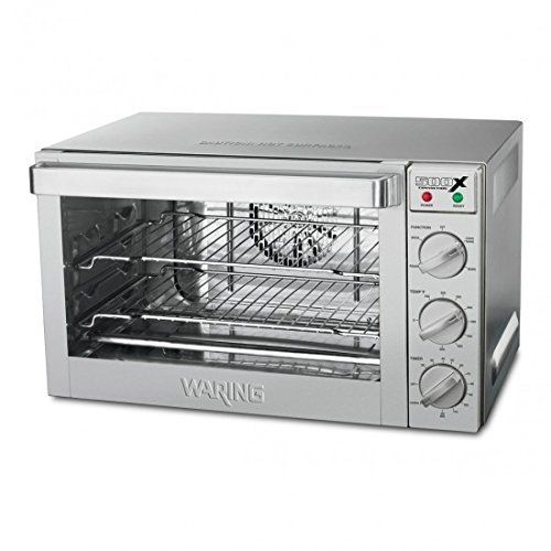 Waring Commercial Wco500x 1 2 Sheet Pan Sized Convection Oven