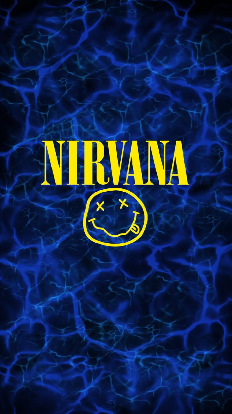 Nirvana Wallpaper Nirvana Wallpaper Nirvana Logo Wallpaper Nirvana Poster