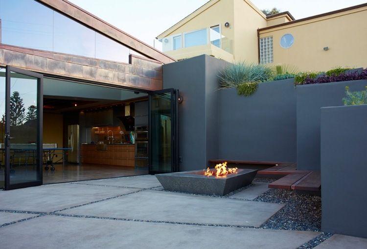 Gartengestaltung Modern Kies – vivaverde.co