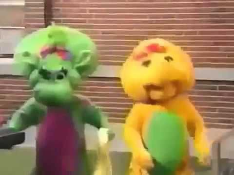 Barney And Friends If The Shoe Fits Part 1 Youtube