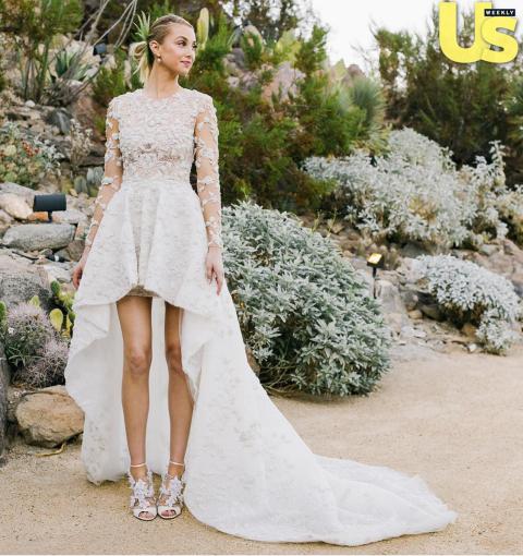 The 13 Celeb Wedding Dresses That Stole 2015