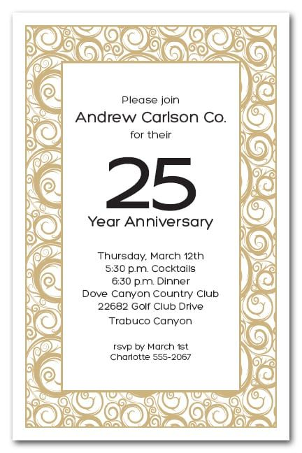 kensie gold white in 2018 business invitations pinterest