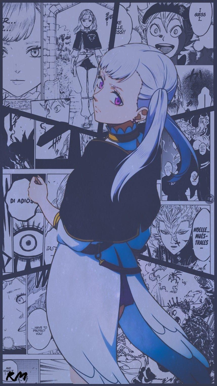 Black Clover Black Wallpaper Iphone Dark Black Clover Anime Anime Wallpaper