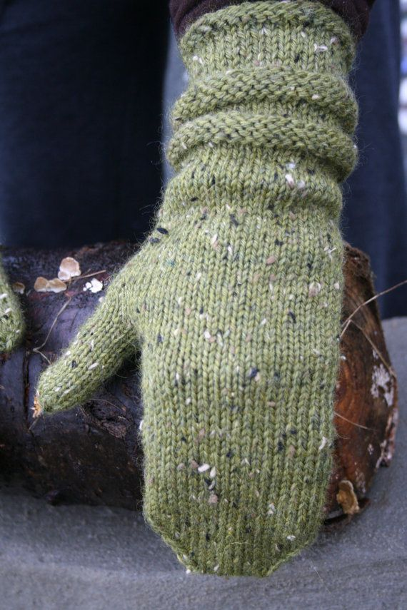 New England mittens knitting pattern PDF by ...