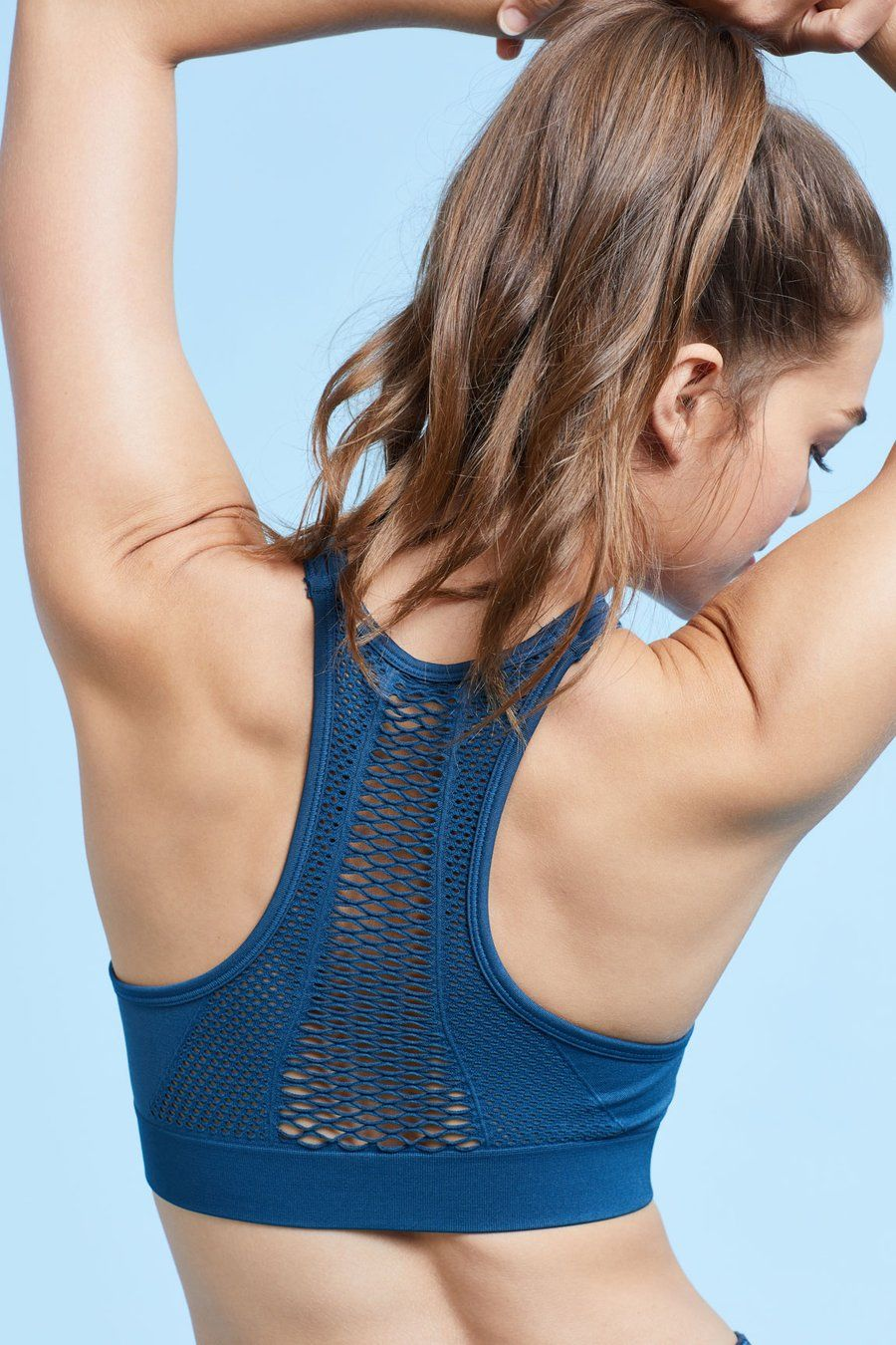Marika Skylar Seamless Sport Bra Retro outfits, Bra, Clothes