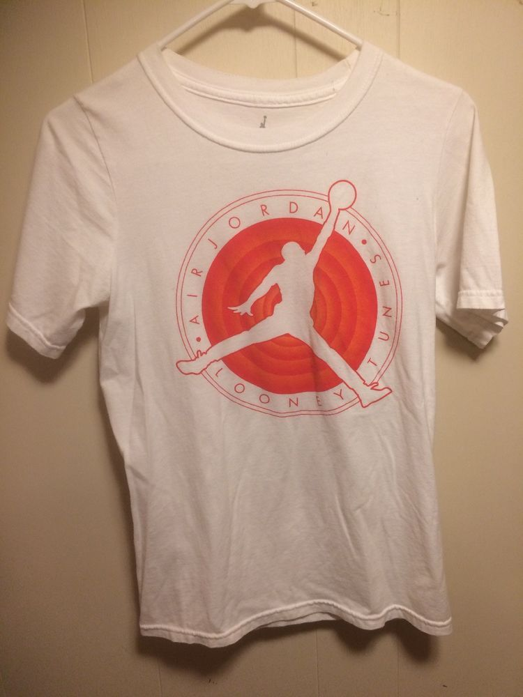 16d3f400 Space T Shirts Ideas #spaceshirts #spacetshirts Kids Nike Air Jordan Space  Jam Looney Tunes Squad T-Shirt size L White - $7.99 End Date: Thursday ...
