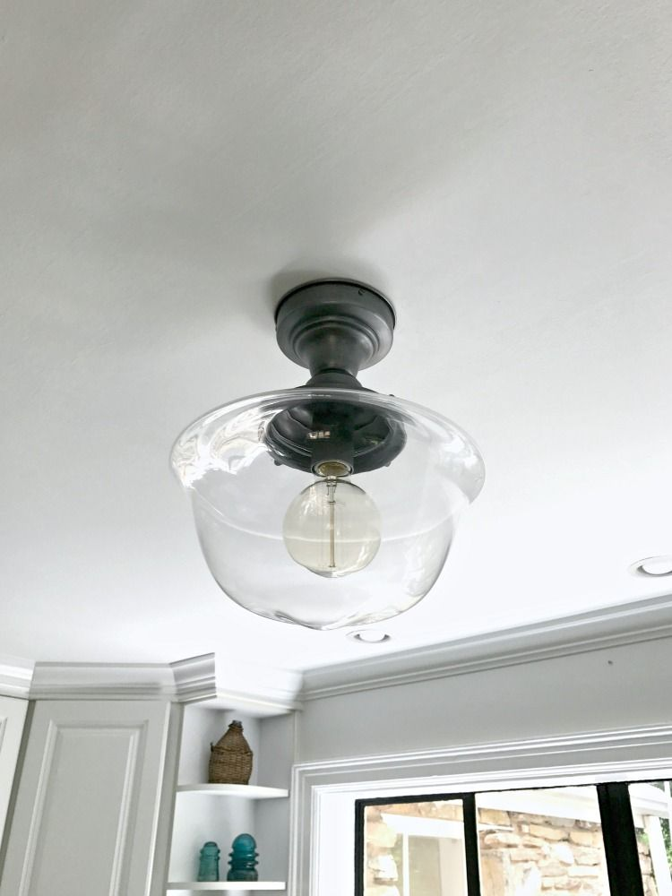 New Kitchen Ceiling Light | Kitchen ceiling lights, Kitchen ceilings ...