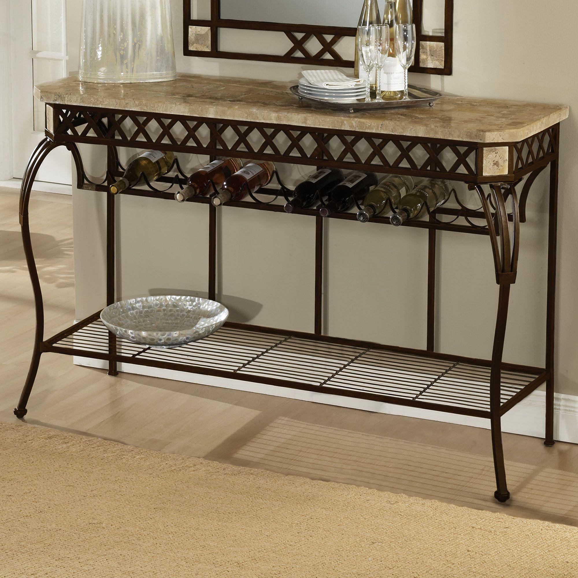 Eastbrook Buffet Table | Dining Room Ideas | Pinterest | Buffet ...
