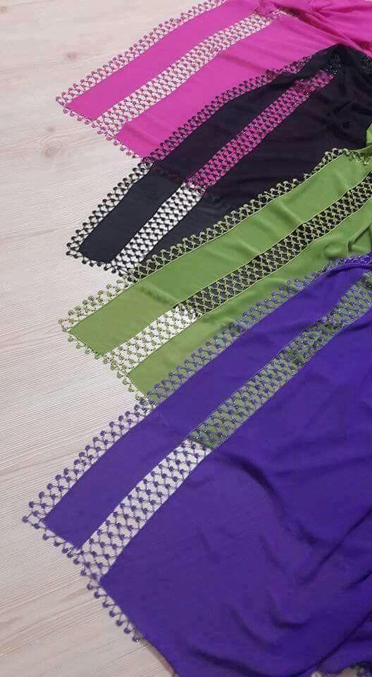 br/> # #Crochet #Edging | <br/> Crochet | Hira | Pinterest | Flores ...