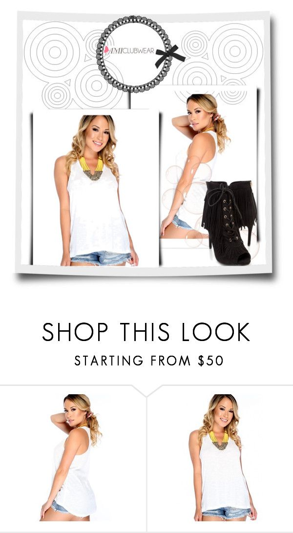 """""""Amiclubwear 11. / 2"""" by b-necka ❤ liked on Polyvore featuring amiclubwear"""