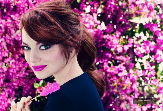 Emma Stone Photography & Filmography - Stars Arena