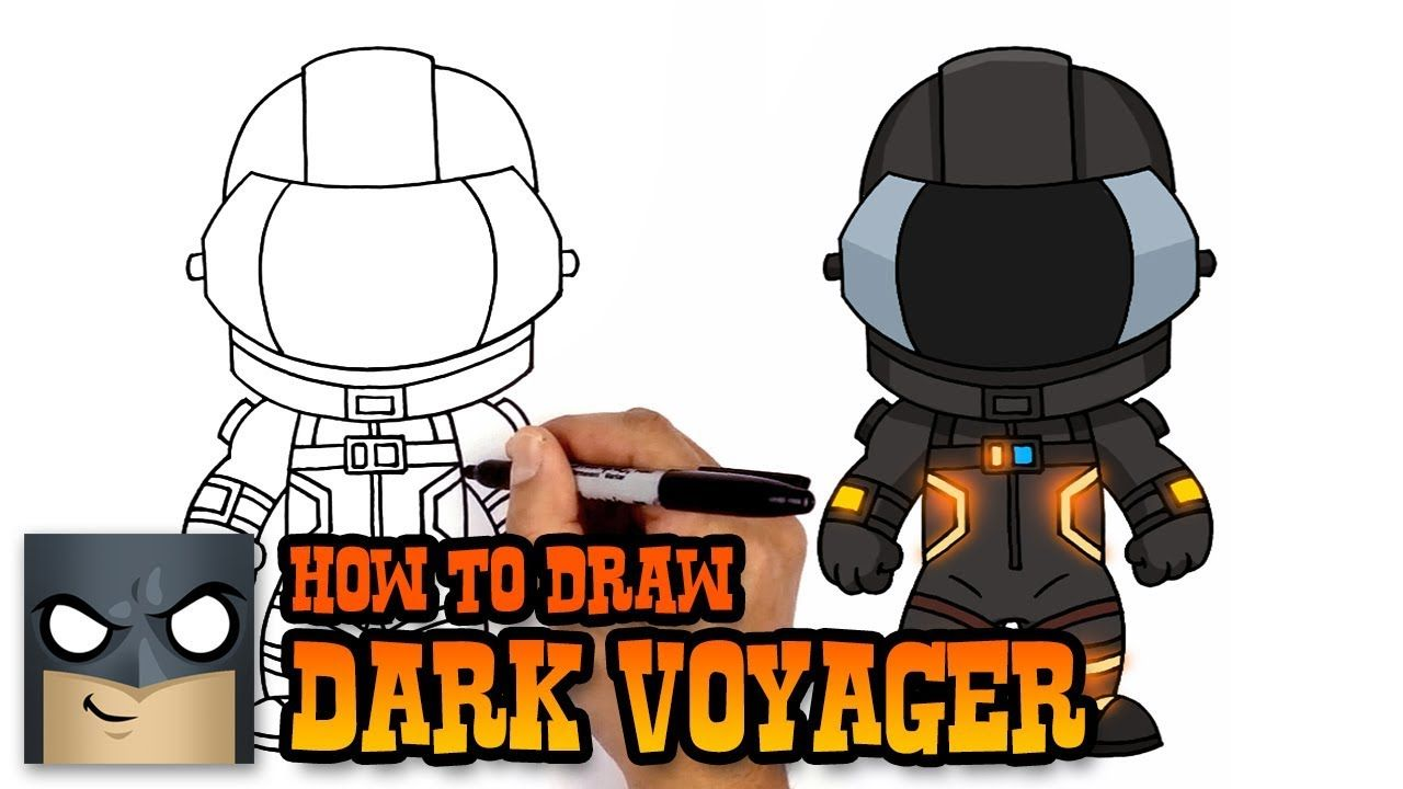 How To Draw Dark Voyager