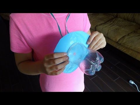 plastic container craft ideas recycled crafts ideas baby dummy from plastic soda 5216