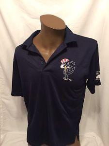 best loved 0a5fa 39ece Staten Island Yankees Team Store Medium Logo Polo Shirt NY ...