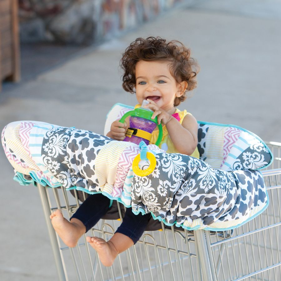 Super Cute Shopping Cart Cover And Only 30 Baby Stuff