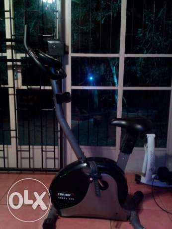 Trojan shape exercise bicycle for sale nelspruit image
