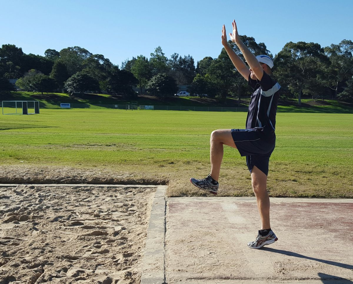 How to Teach Young Athletes to Long Jump | Long jump ...