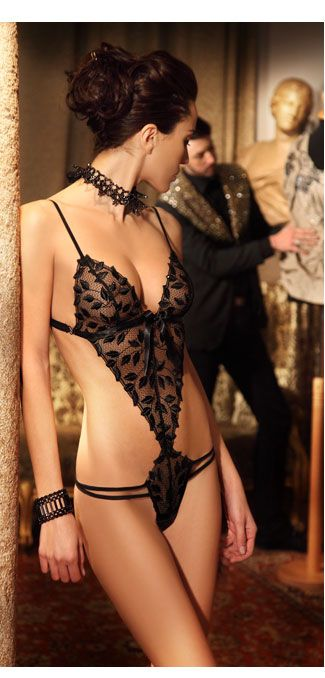807af21dc4f4a Cazar 2012/2013. Christies String Body. | Sexy | Lingerie, Bodysuit ...