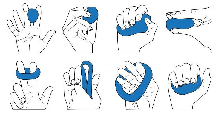 тому упражнения на кисти рук в картинках ищем дружелюбных