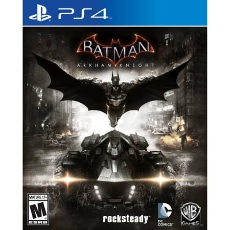 Video Games Arkham Knight Ps4 Batman Arkham Knight Ps4 Arkham