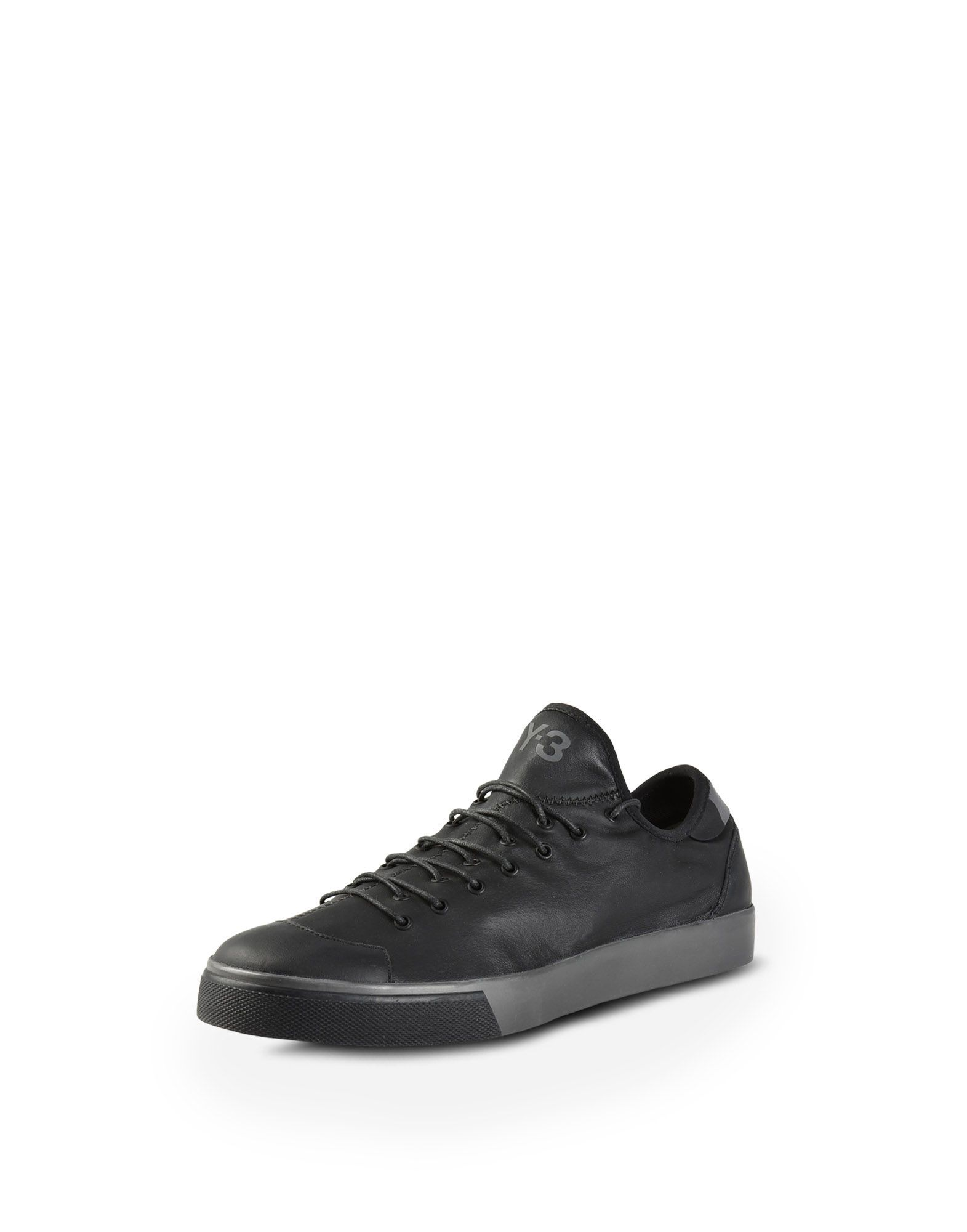 Y3 SEN LOW Shoes unisex Y3 adidas Sneakers, All black