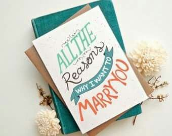 Love reasons... #marriage#vows#promises