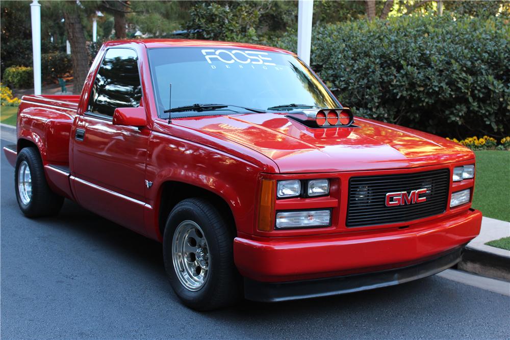 Sold At Scottsdale 2017 Lot 330 1989 Gmc Sierra 1500 Pickup Gmc Vehicles Silverado Truck Chevy Trucks