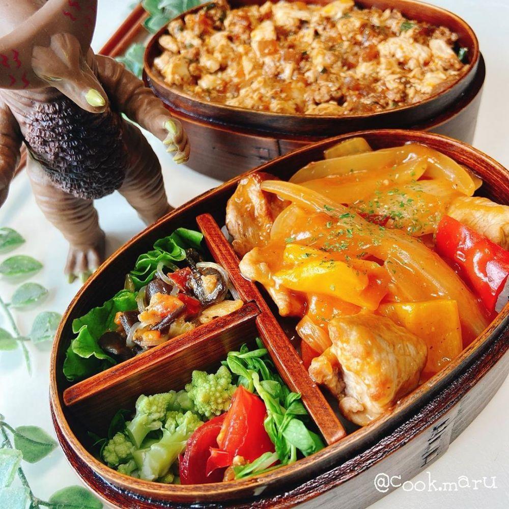 Bekal Makan Siang Berbagai Sumber Di 2020 Makan Siang Makanan Dan Minuman Makanan