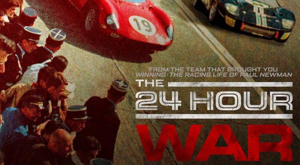 The 24 Hour War Ford Vs Ferrari A Great Documentary Even If You Re Not A Racing Fan An Amazing Watch Get It At Chassy Com Amazing Watches Documentaries War