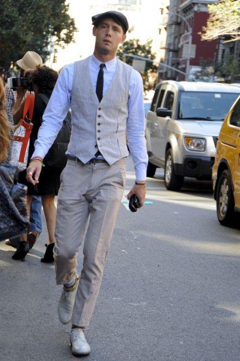 Gentleman fashion summer dresses