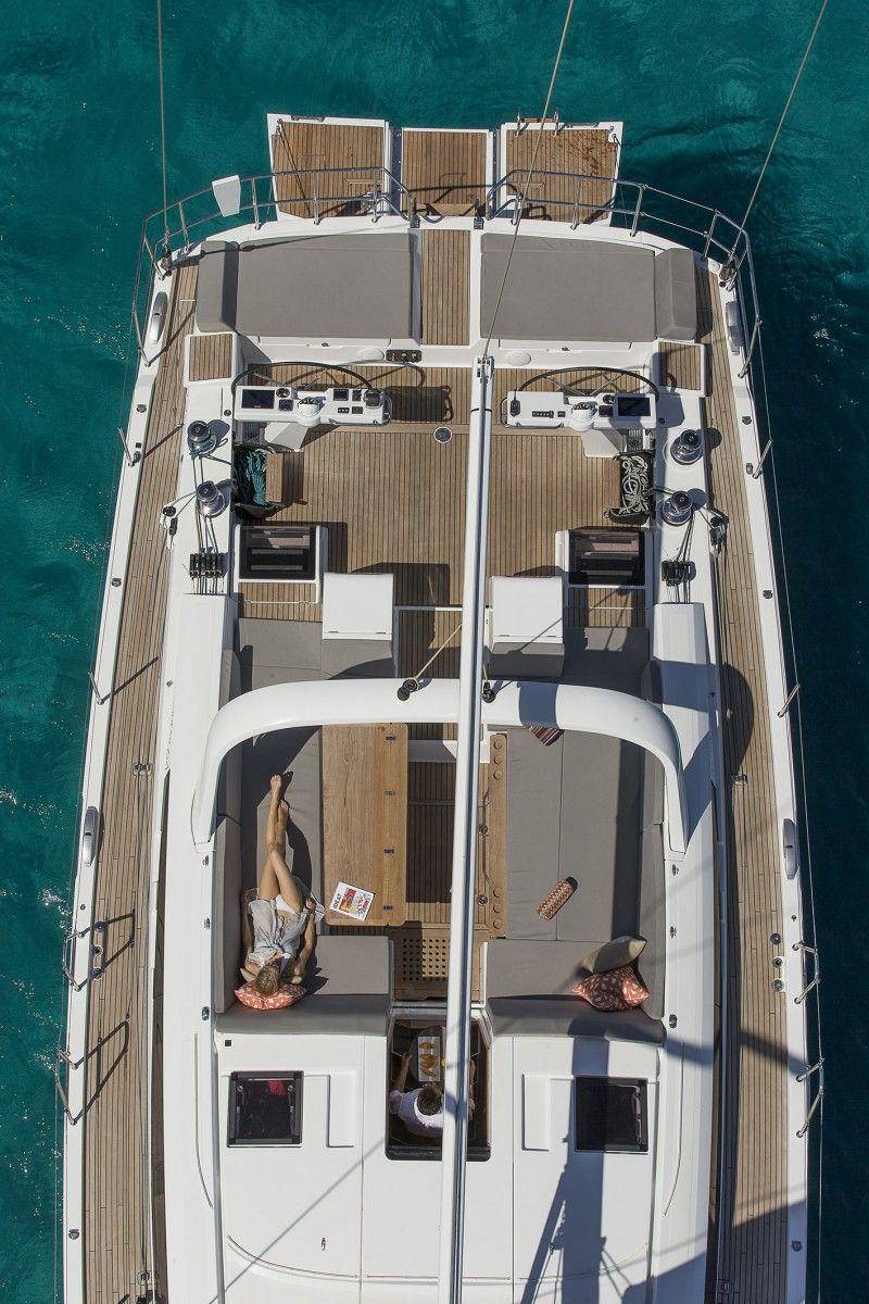 Jeanneau 64 | Greek wonders | Power boats, Boat, Sailboat